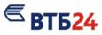 Банк ВТБ 24 - логотип